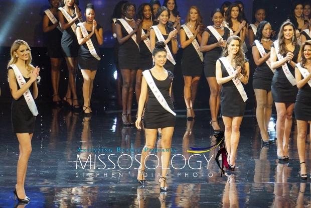 Qanamy Girls at Miss World2016