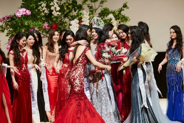 Qanamy Girls rule Miss Supranational Japan 2017
