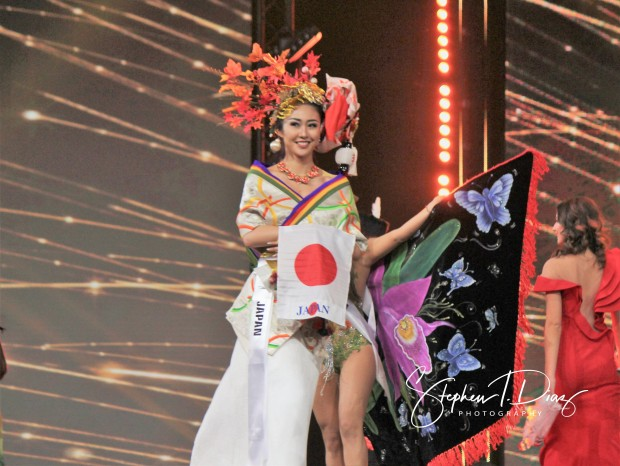 Yuki Koshikawa continues the Qanamy legacy at Miss Supranational 2017