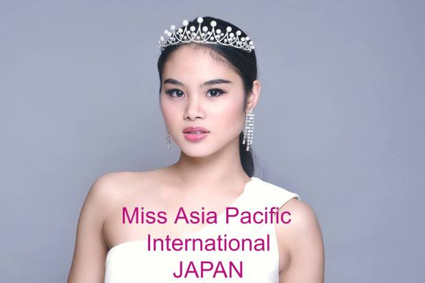 Yuki Sonoda rewrites history at Miss Asia Pacific International 2017